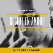 Nick Beauregard - Comme en amour